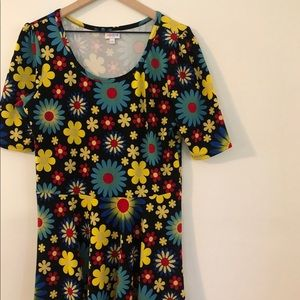 Lularoe Nicole Dress - Size 2XL